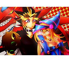 Thank you Yu-Gi-Oh! Photographic Print