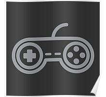 Super Nintendo Controller Poster