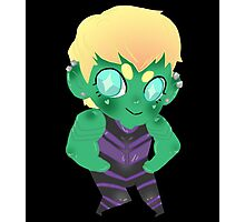 Young Avengers || Hulkling Photographic Print