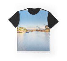 London at Sunset Graphic T-Shirt