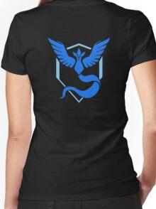 Allegiance - Team Mystic Women's Fitted V-Neck T-Shirt