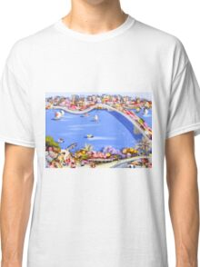 Across the blue Classic T-Shirt