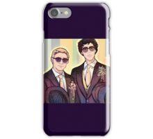 Johnlock PRIDE  iPhone Case/Skin