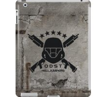 ODST Helljumpers (Black) iPad Case/Skin