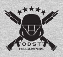 ODST Helljumpers (Black) by Greytel