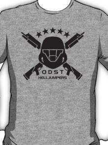 ODST Helljumpers (Black) T-Shirt