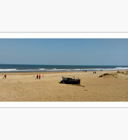 Marske by the Sea: North East England Sticker