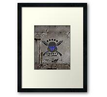 ODST Helljumpers (Color) Framed Print
