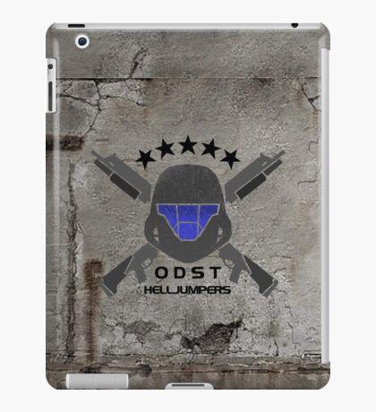 ODST Helljumpers (Color) iPad Case/Skin