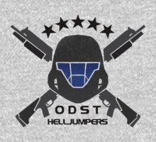 ODST Helljumpers (Color) T-Shirt