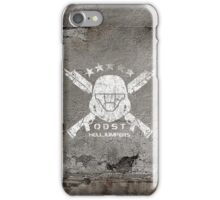 ODST Helljumpers (White Distressed) iPhone Case/Skin