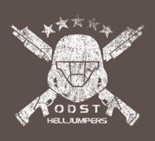 ODST Helljumpers (White Scratched) by Greytel