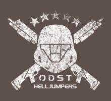 ODST Helljumpers (White Scratched) by Greytel