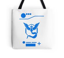 Team Mystic - Pokedex Style Tote Bag