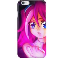 Who are you? iPhone Case/Skin