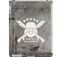 ODST Helljumpers (White) iPad Case/Skin