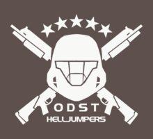 ODST Helljumpers (White) by Greytel