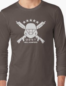 ODST Helljumpers (White) Long Sleeve T-Shirt
