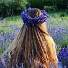 Lavender Fairy by i l d i    l a z a r
