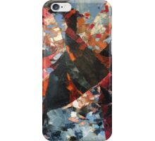 Strong wind iPhone Case/Skin