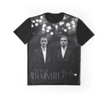 We Are All Illuminated (BW) - HURTS  Graphic T-Shirt