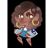 Young Avengers || Miss America Chavez Photographic Print