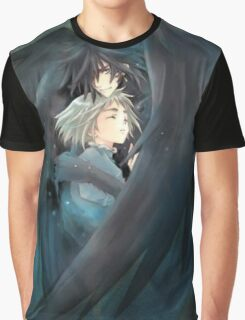 Howl and Sofie  Graphic T-Shirt