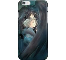 Howl and Sofie  iPhone Case/Skin