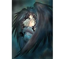 Howl and Sofie  Photographic Print