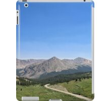 Cottonwood Pass #1 iPad Case/Skin