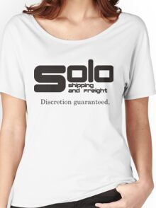 Solo Shipping and Freight Women's Relaxed Fit T-Shirt