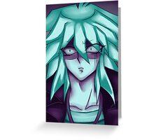 Yami Bakura D: Greeting Card