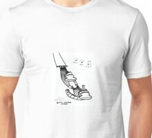 Circus Apes on the Trapeze Unisex T-Shirt
