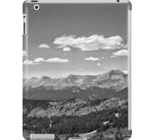 Cottonwood Pass #3 iPad Case/Skin