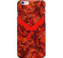 Pokemon GO - Team Valor Phone Case iPhone Case/Skin