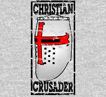 CHRISTIAN CRUSADER Unisex T-Shirt