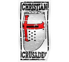 CHRISTIAN CRUSADER Poster