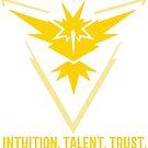 Team Instinct by EbonDrake