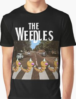 The Weedles on Abbey Road Graphic T-Shirt