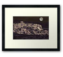 Wupatki, Arizona Framed Print
