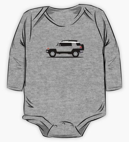 Simplistic Offroader Profile  One Piece - Long Sleeve