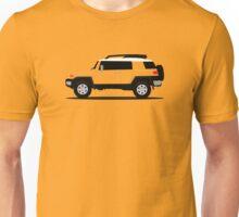 Simplistic Offroader Profile  Unisex T-Shirt