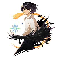 Howl and Calcifer  Photographic Print