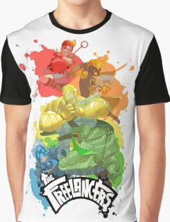 Freelancers Splash Graphic T-Shirt