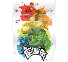 Freelancers Splash Poster