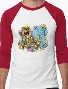 Together again, AGAIN! Men's Baseball ¾ T-Shirt