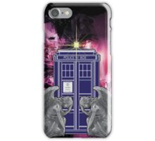Weeping For The Tardis iPhone Case/Skin