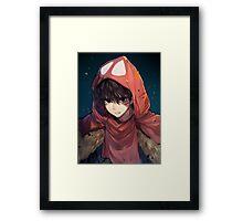Ashitaka  Framed Print