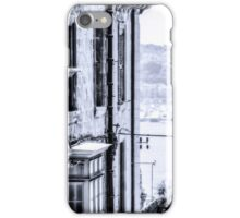 Valletta Street from the air iPhone Case/Skin