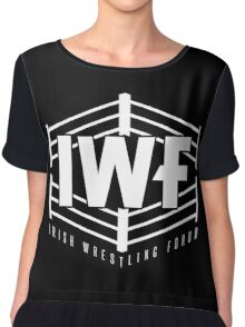 IWF - Irish Wrestling Forum Chiffon Top